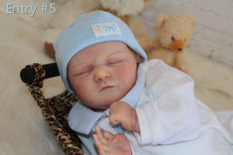 AOTM NOVEMBER 2016 CONTEST - WINNER - Angela of Endless Cuddles Reborn Nursery Entry_25