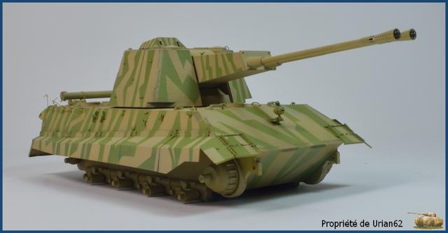 German E-75 Flakpanzer (Terminé) - Page 4 Dsc_0010