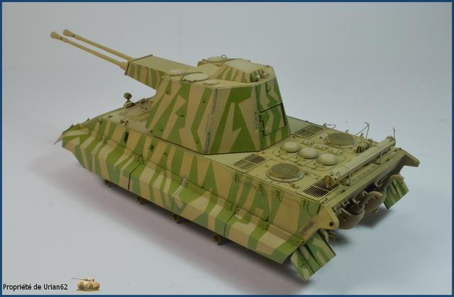 German E-75 Flakpanzer (Terminé) - Page 4 Dsc_0011