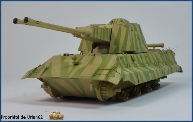 German E-75 Flakpanzer (Terminé) - Page 4 Dsc_0012