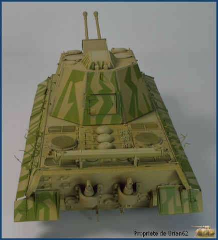 German E-75 Flakpanzer (Terminé) - Page 4 Dsc_0014