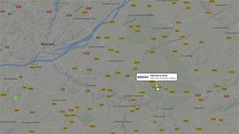 2016: le 30/08 à 20h30 - Un phénomène ovni insolite -  Ovnis à Nantes - Loire-Atlantique (dép.44) Nantes12