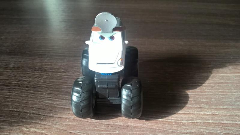DR frankenwagon cars toon Wp_20111