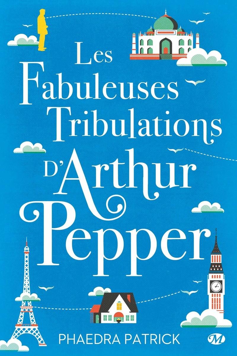 PATRICK Phaedra - Les Fabuleuses Tribulations d'Arthur Pepper Artur10