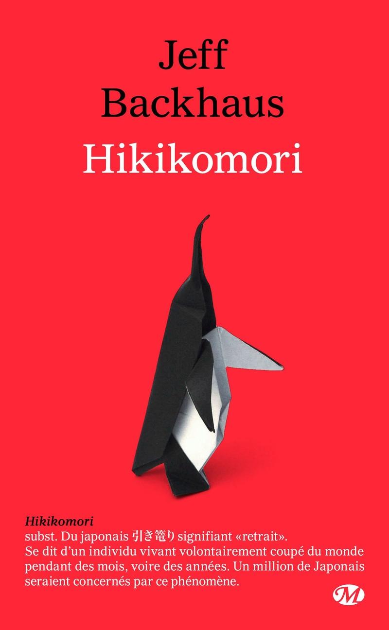BACKHAUS Jeff - Hikikomori Hik10