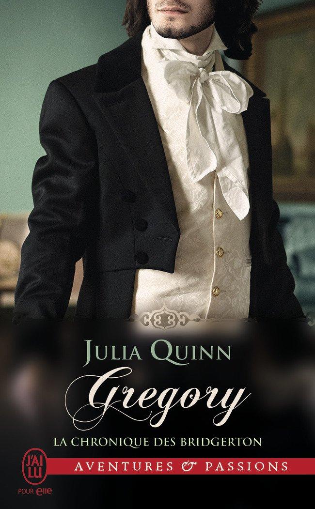 QUINN Julia - LA CHRONIQUE DES BRIDGERTON - Tome 8 : Gregory  Jq10