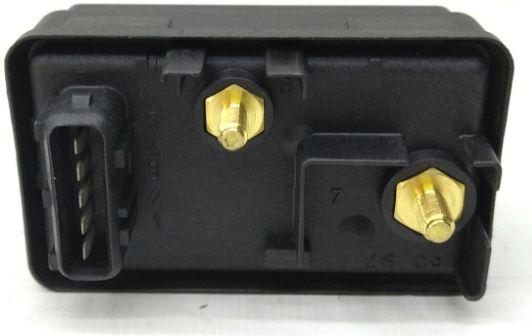 Schéma électrique commande post chauffage 405 diesel Turbo phase 2 Bitron11