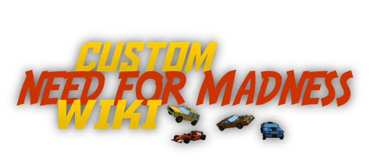 The Custom Need For Madness Wiki forums