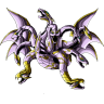 Chevalier de Bronze de l'Hydre Male