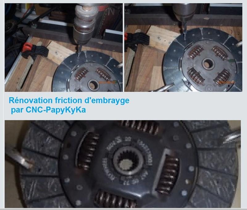 kit embrayage Captur54