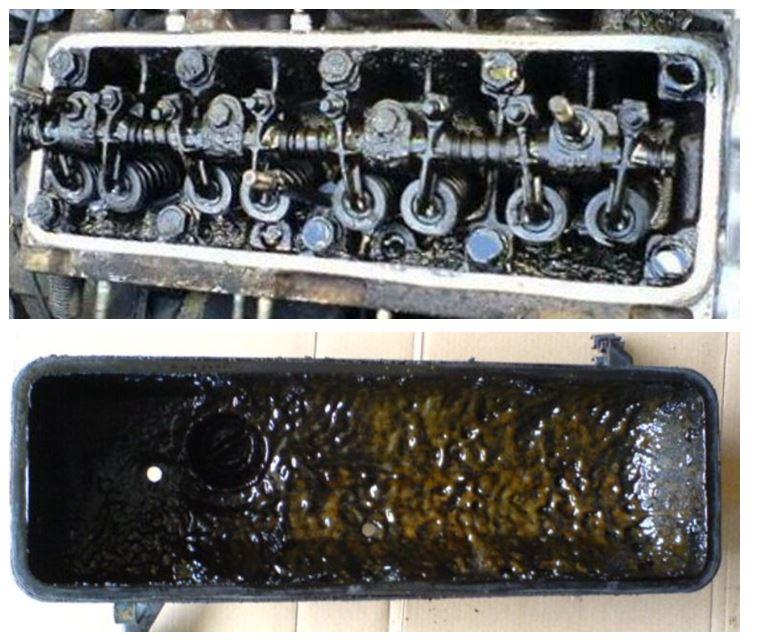 Fuite d'huile moteur 2.5 TD - 1995. Captur95