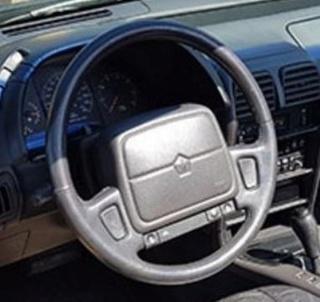 Rechercher volant de direction S2 ou Lebaron 1995. Volant10