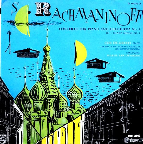 Rachmaninov : Concertos N°1 et 4, Rhapsodie Paganini Rachma17