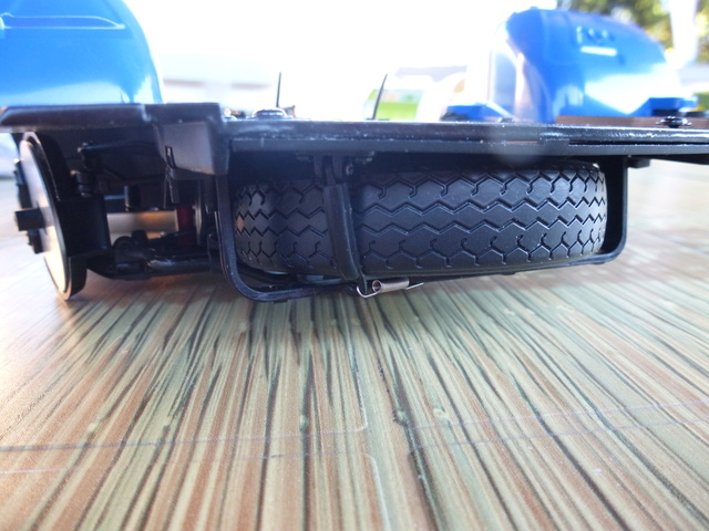 """Suite du montage chassis de ma """"Gordini"""" P1090019"""