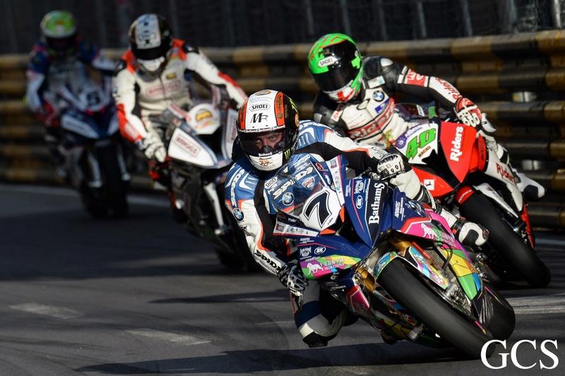 [Road Racing]GRAND PRIX DE MACAO 2016 20151110