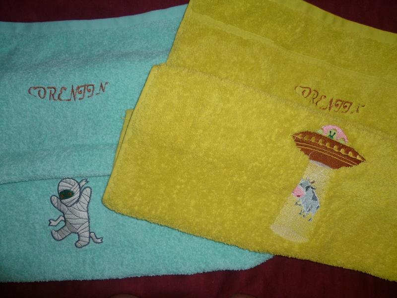 Encore des serviettes Servie11