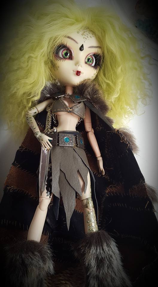 [AG modifiée] Argona, ma dragonne, tenue terminée 14642011