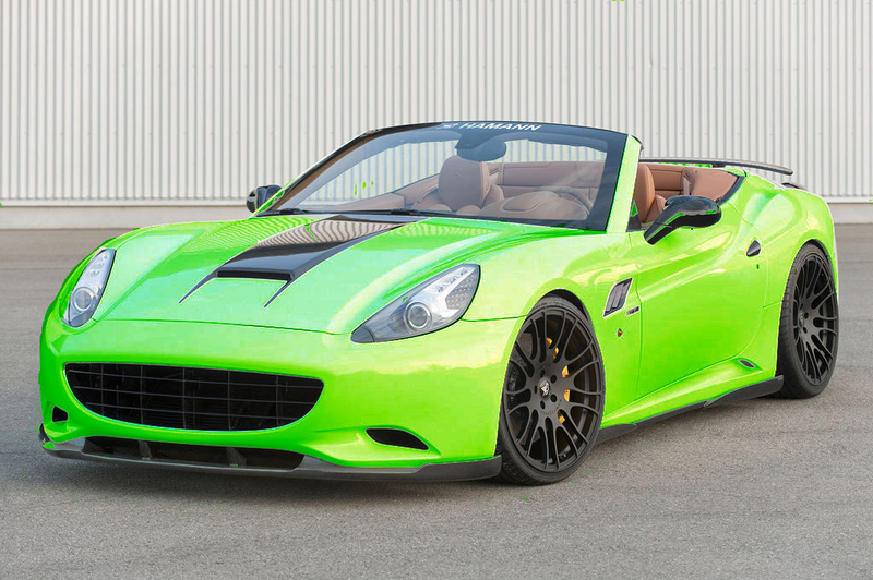 Hamann Ferrari California 0310