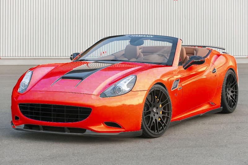Hamann Ferrari California 0410