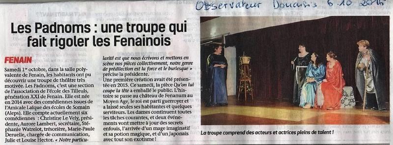 Les photos de notre prochaine pièce de théâtre Les_pa10