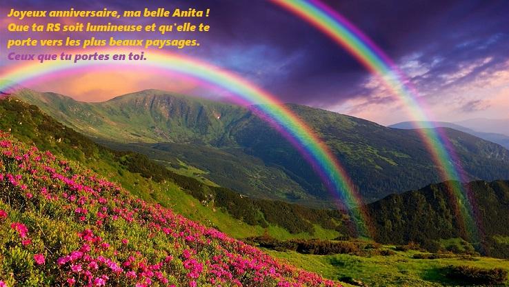 Joyeux Anniversaire Anita
