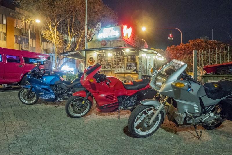 Newcastle Biker's Nite At_har10