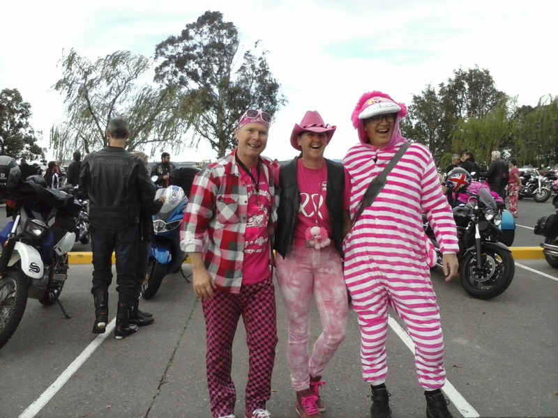 pinK ribbon ride Cam02610