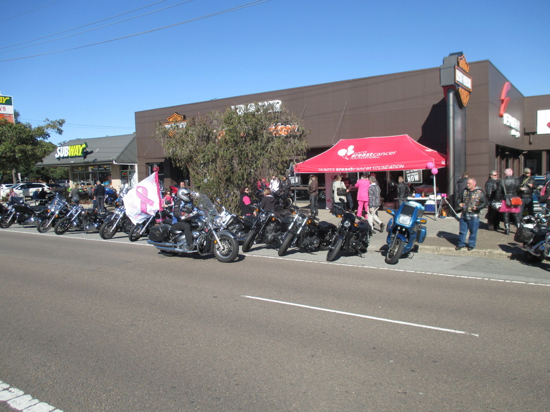 pinK ribbon ride Img_6010