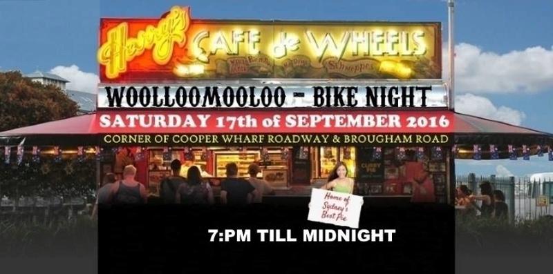 Newcastle Biker's Nite Woollo10