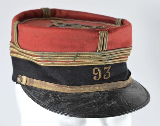 Lieutenant Dufaur de Gavardie de Monclar (Henri) , 501e RCC 4410