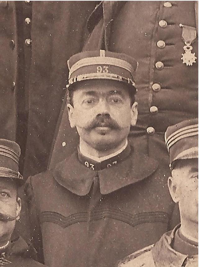 Lieutenant Dufaur de Gavardie de Monclar (Henri) , 501e RCC 4610
