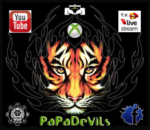 FORMULA 1 XBOX TV - LIVESTREAM  (HD) 1080p. / (by PaPaDeViLs)  Tattoo10