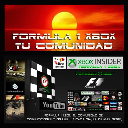 FORMULA 1 XBOX TV - LIVESTREAM  (HD) 1080p. / (by PaPaDeViLs)  Tu_com10