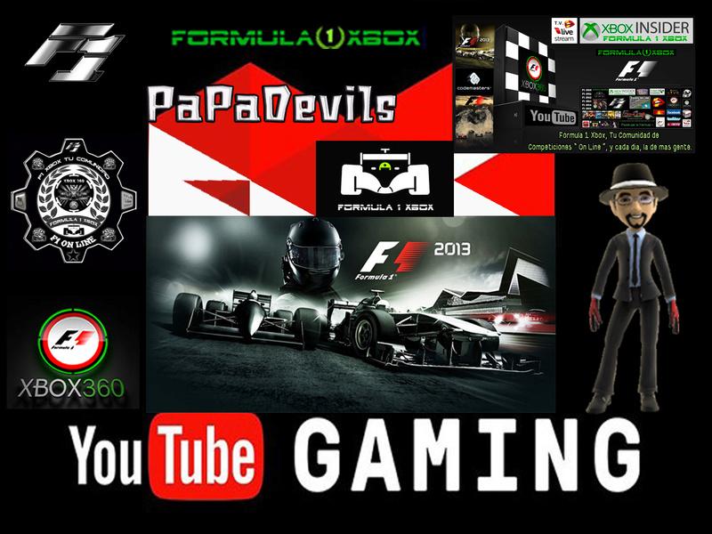 FORMULA 1 XBOX TV - LIVESTREAM  (HD) 1080p. / (by PaPaDeViLs)  Youtub11
