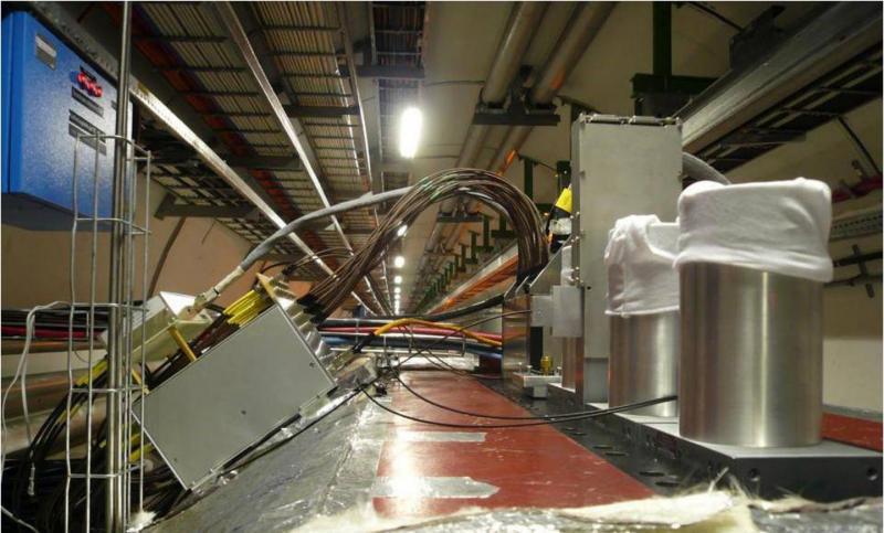 LHCf ( 20 )  -  EXPÉRIENCE - CERN - LHC Lhcf10
