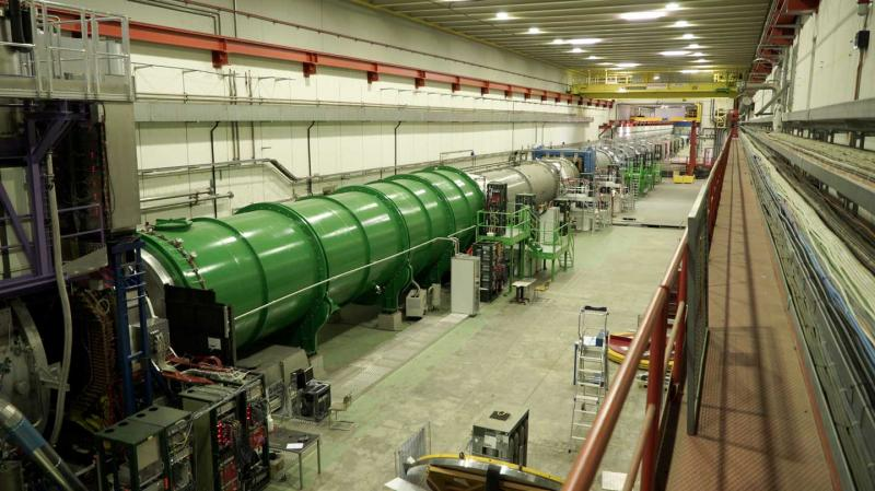 NA62 ( 17 )  -  EXPÉRIENCE - CERN - LHC  (  NORTH AREA  ) Na6210