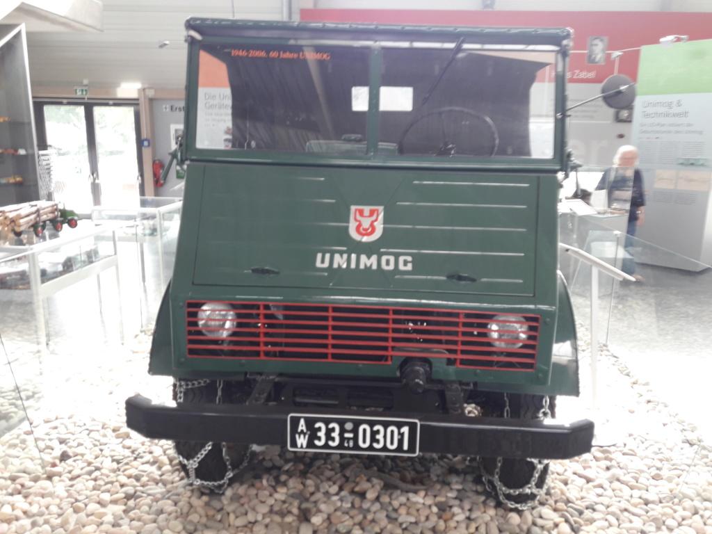 visite du musée unimog - Page 3 20190947