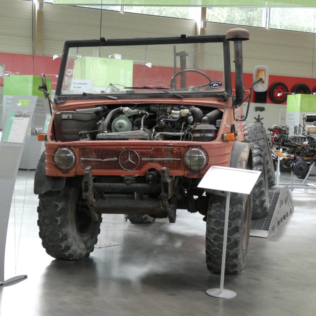 visite du musée unimog P1020520