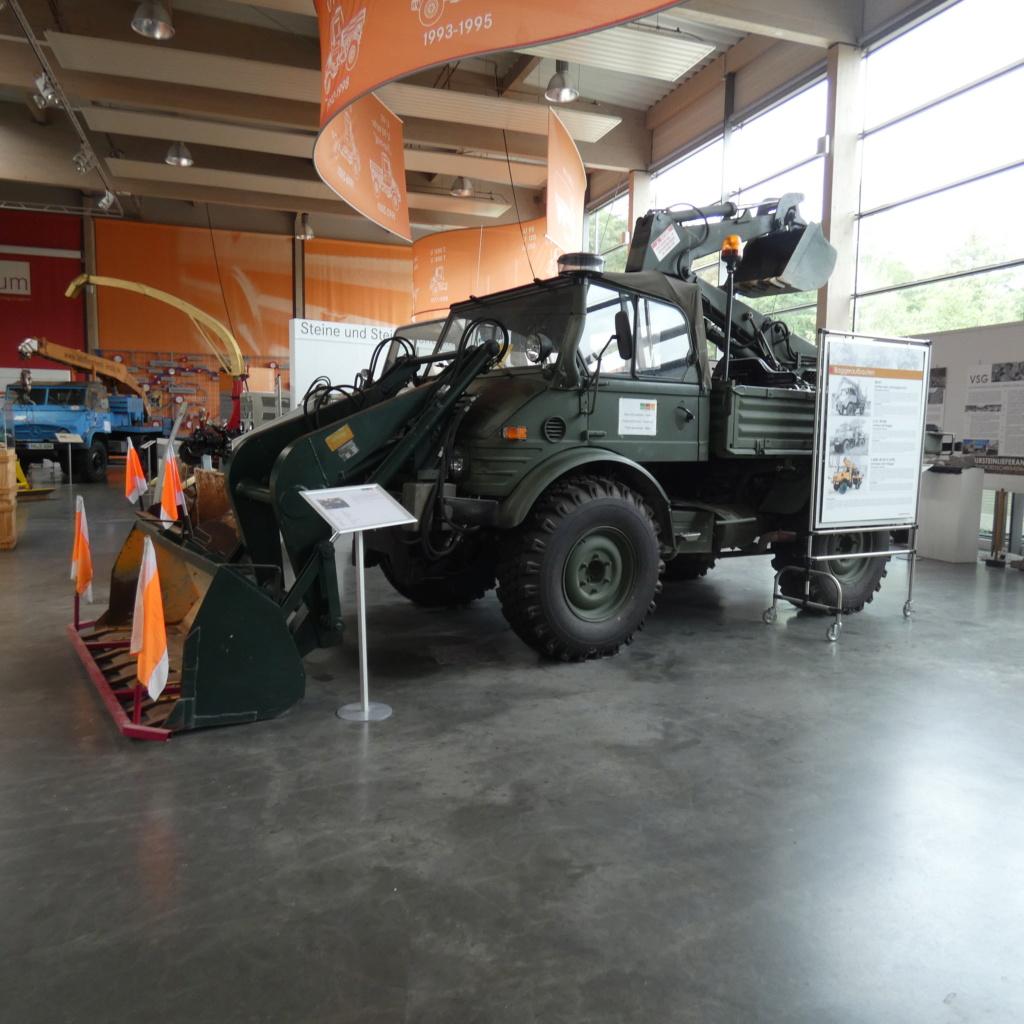 visite du musée unimog P1020523