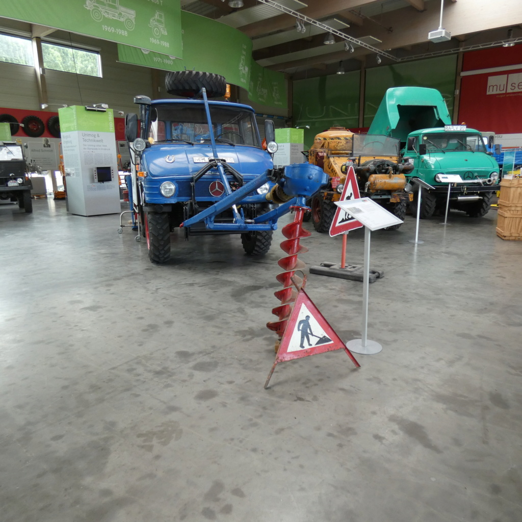 visite du musée unimog P1020524