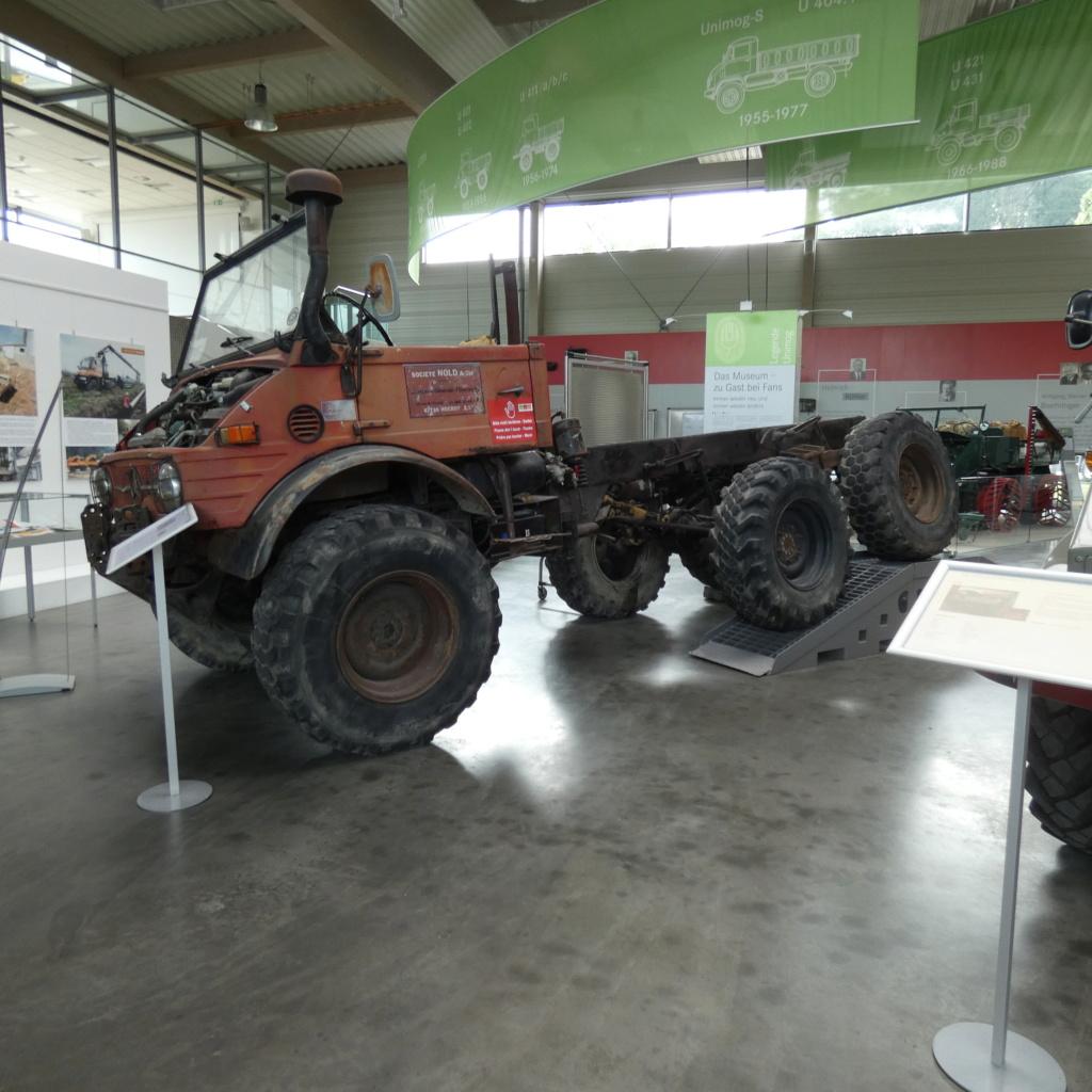 visite du musée unimog P1020526