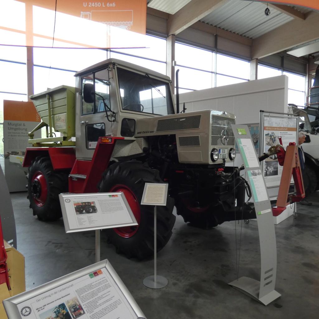 visite du musée unimog P1020534