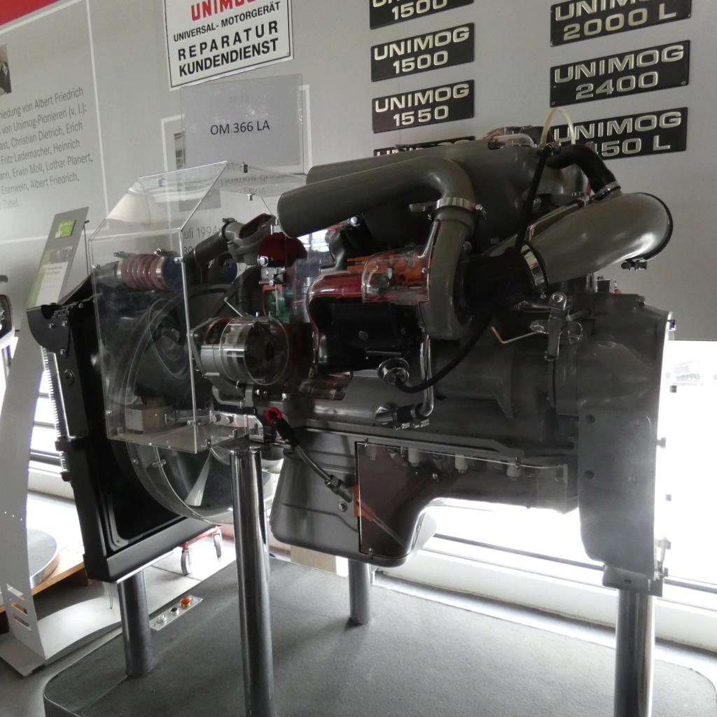 visite du musée unimog P1020546
