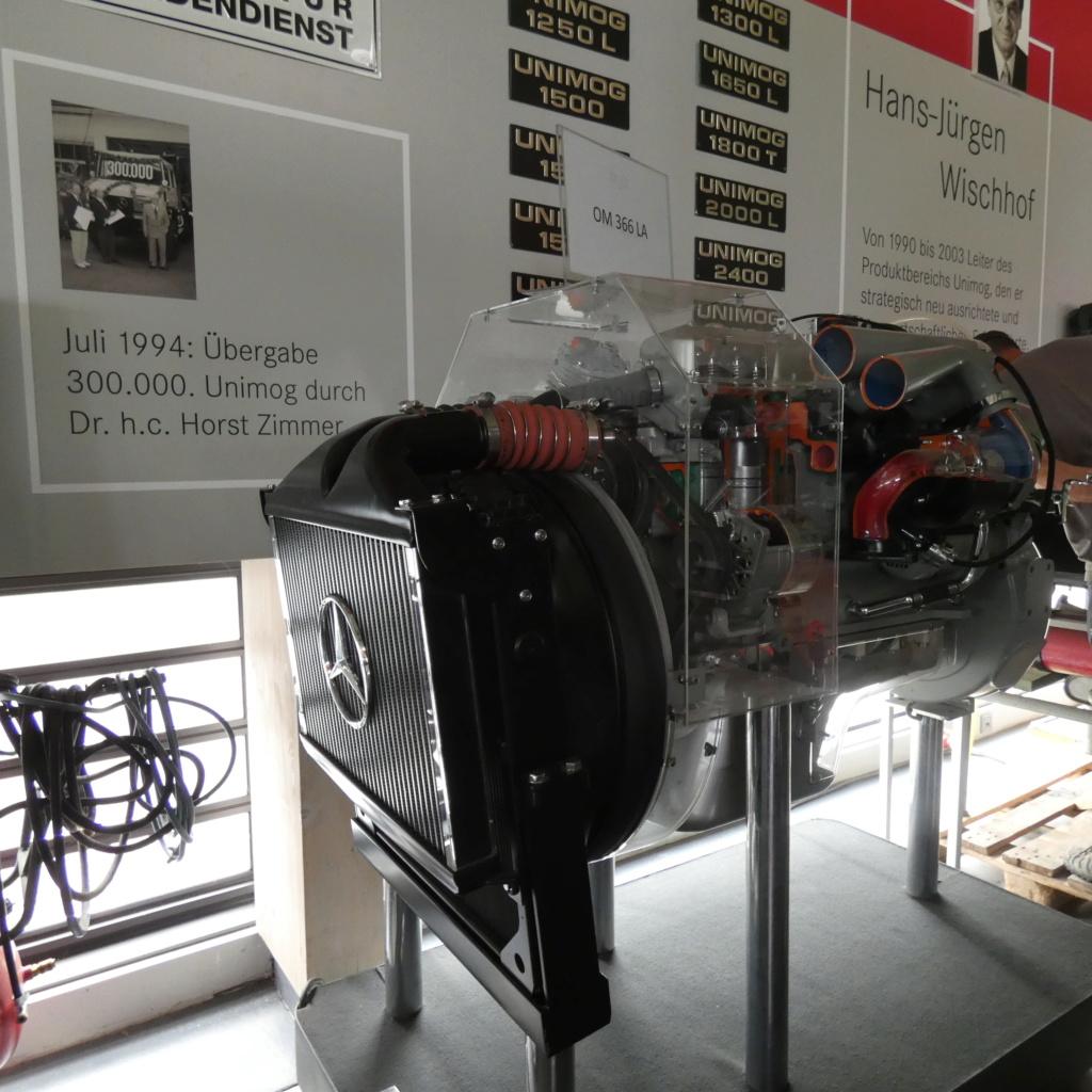 visite du musée unimog P1020550