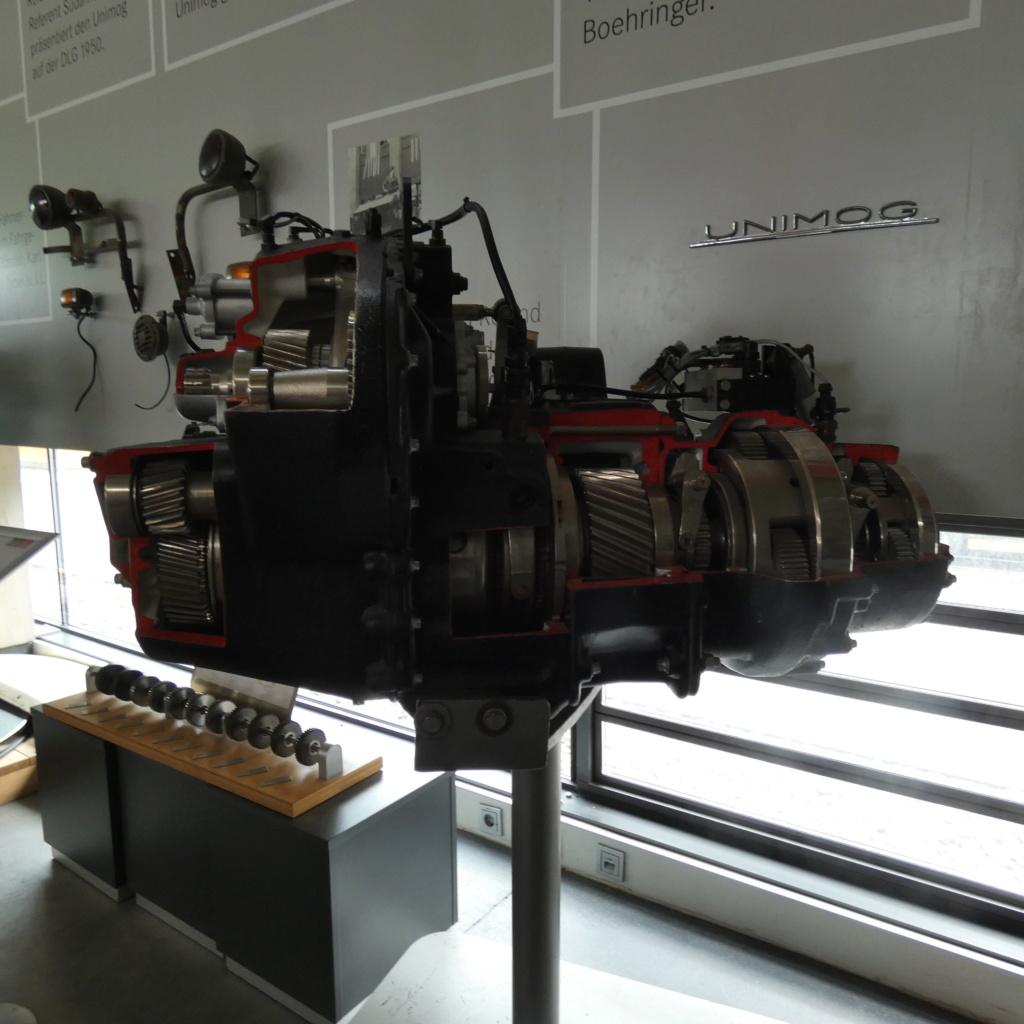 visite du musée unimog P1020551