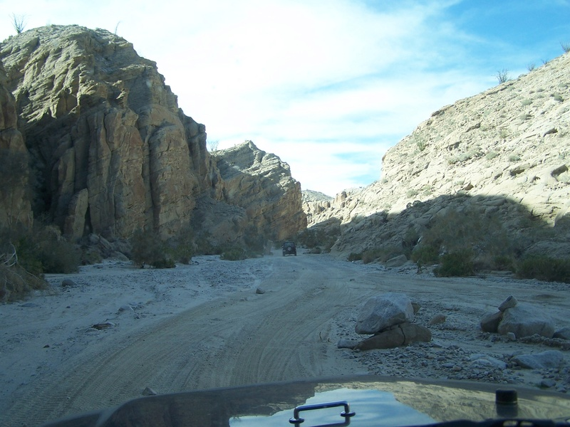 Sandstone Canyon  100_0810
