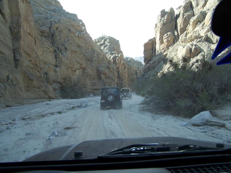 Sandstone Canyon  100_0813
