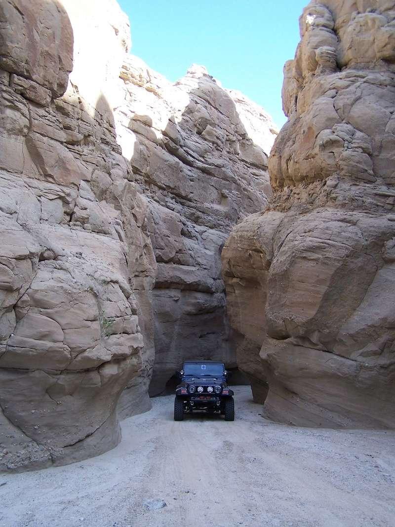 Sandstone Canyon  100_0814