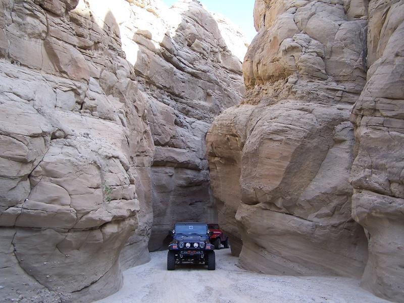 Sandstone Canyon  Narrow10