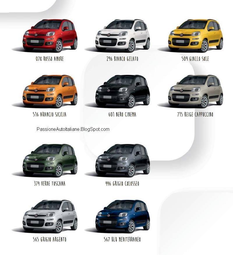 Fiat Panda MY2016 14232510
